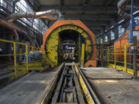 industrial - iron city